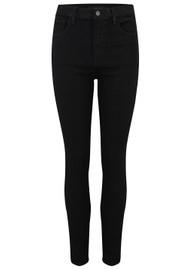 J Brand Leenah Super High Rise Ankle Skinny Jeans - Vesper