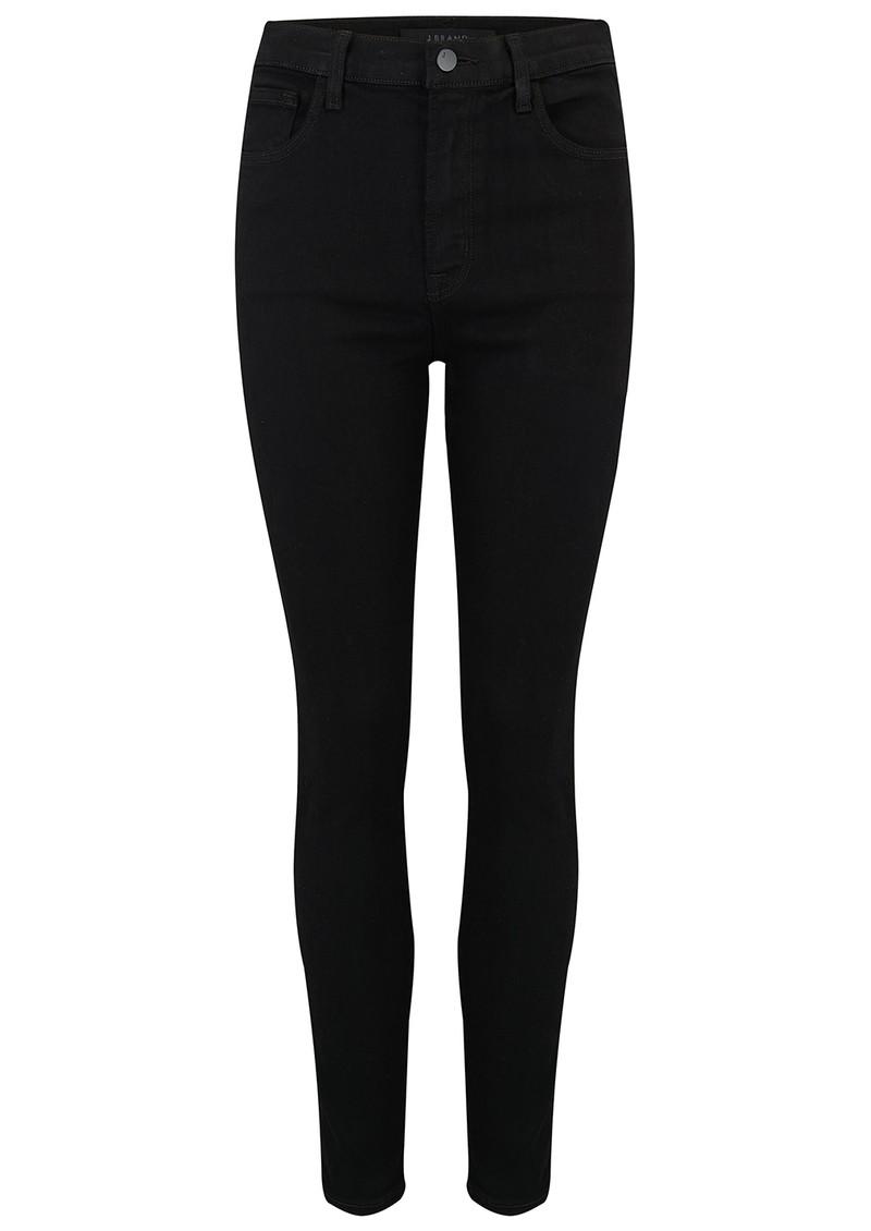 J Brand Leenah Super High Rise Ankle Skinny Jeans - Vesper main image
