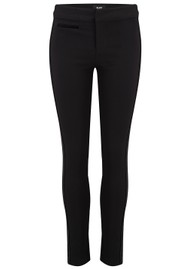 Paige Denim Tereza Skinny Pant - Black
