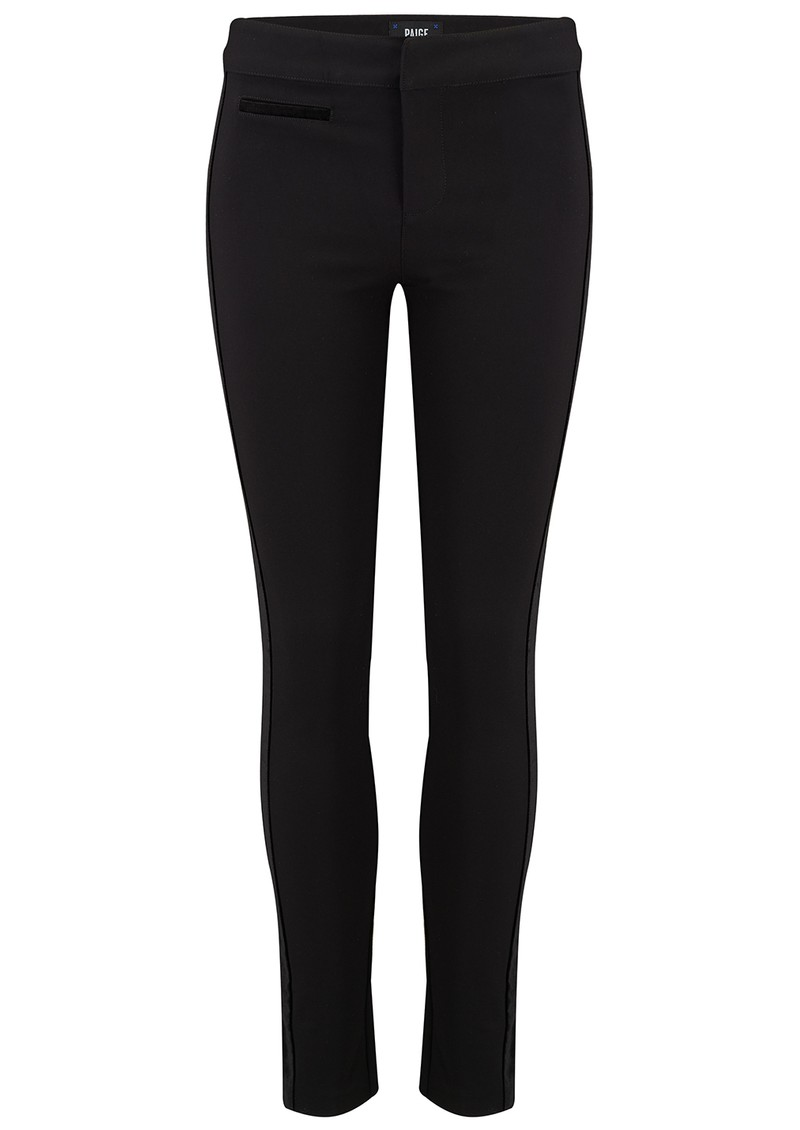 Paige Denim Tereza Skinny Pant - Black  main image