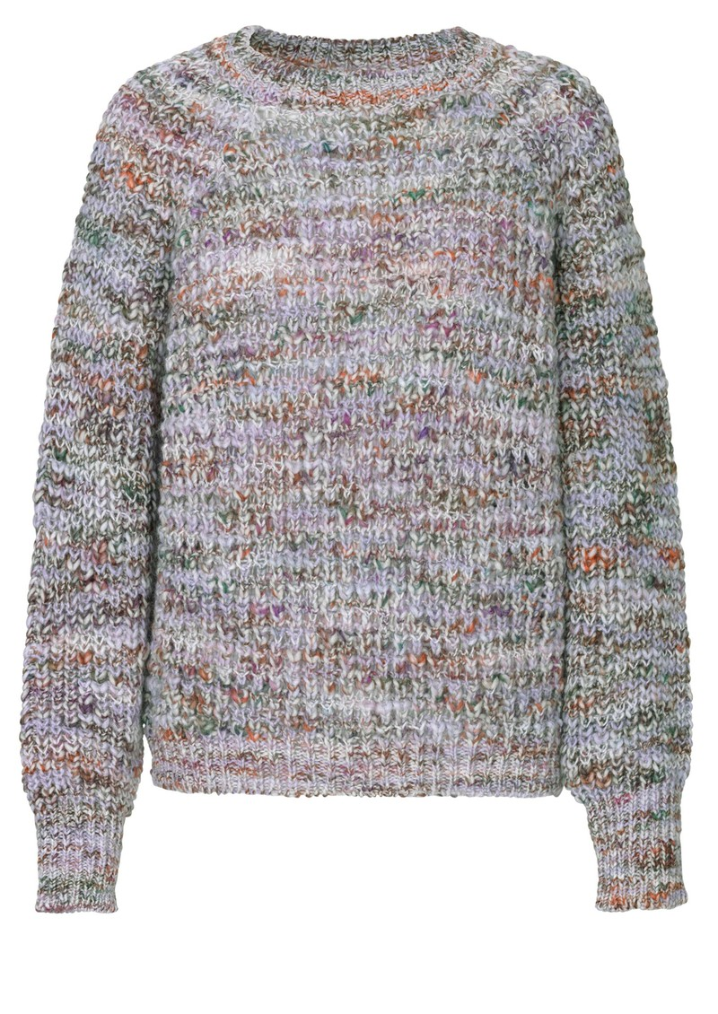LEVETE ROOM Debbie Multi Knit - 500 main image