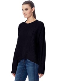 360 SWEATER Ali Cashmere Sweater - Black