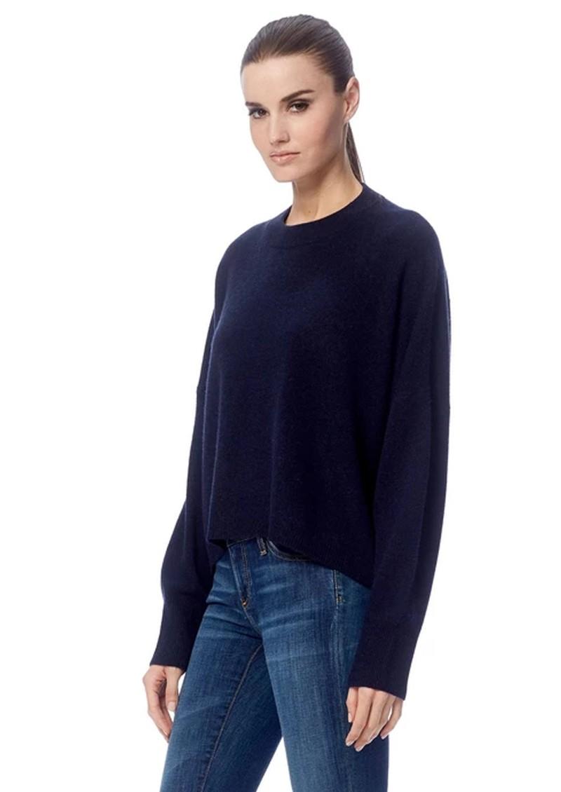 360 SWEATER Makayla Cashmere Sweater - Navy main image