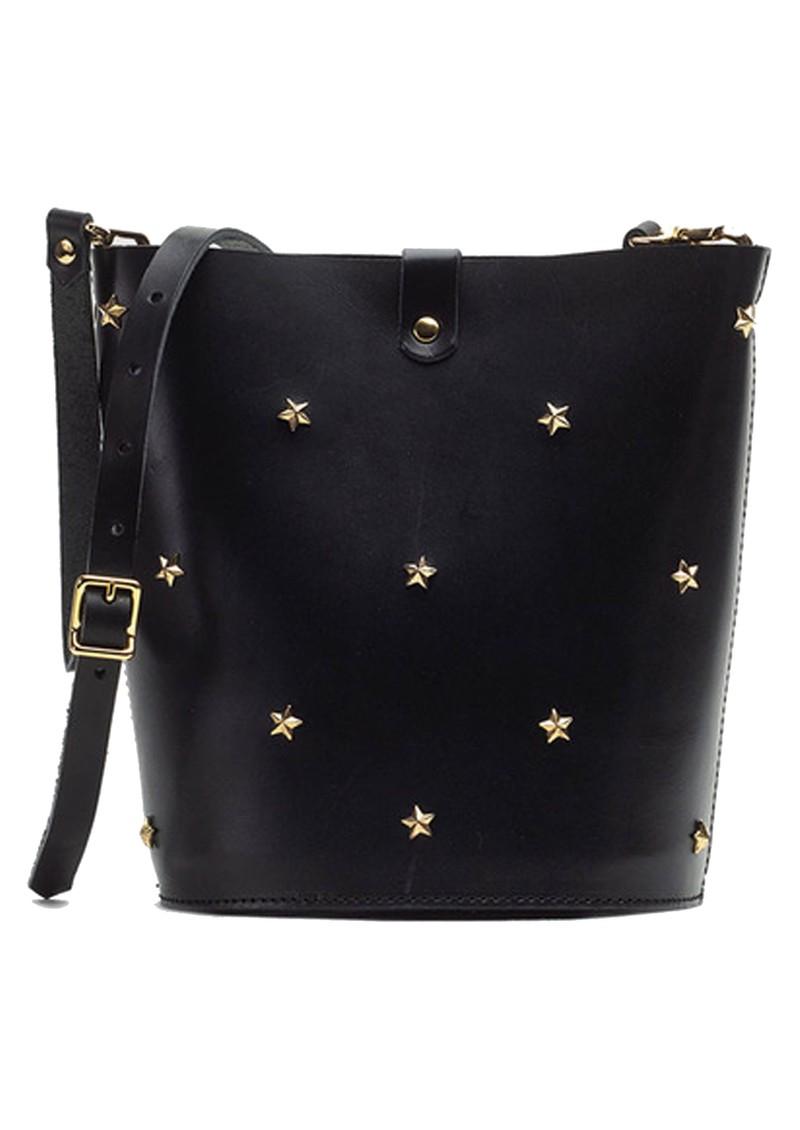 MERCULES Alamo Stars Bucket Bag - Black main image
