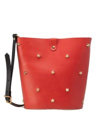 MERCULES Alamo Stars Bucket Bag - Rose