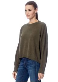 360 SWEATER Makayla Cashmere Sweater - Olive