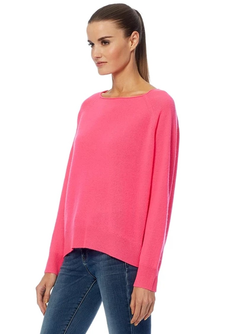 360 SWEATER Jolene Cashmere Jumper - Dayglow main image