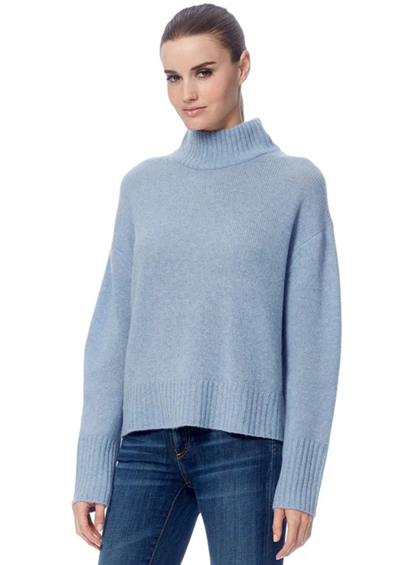360 SWEATER Lyla Cashmere Jumper - Stonewashed main image