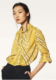 Ba&sh Otello Shirt - Yellow
