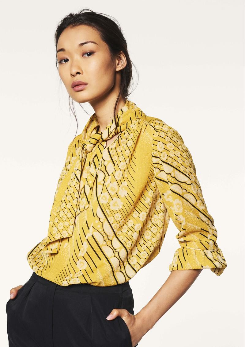 Ba&sh Otello Shirt - Yellow main image