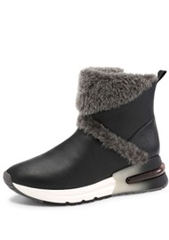 Ash Klimax Trainer Boot - Black