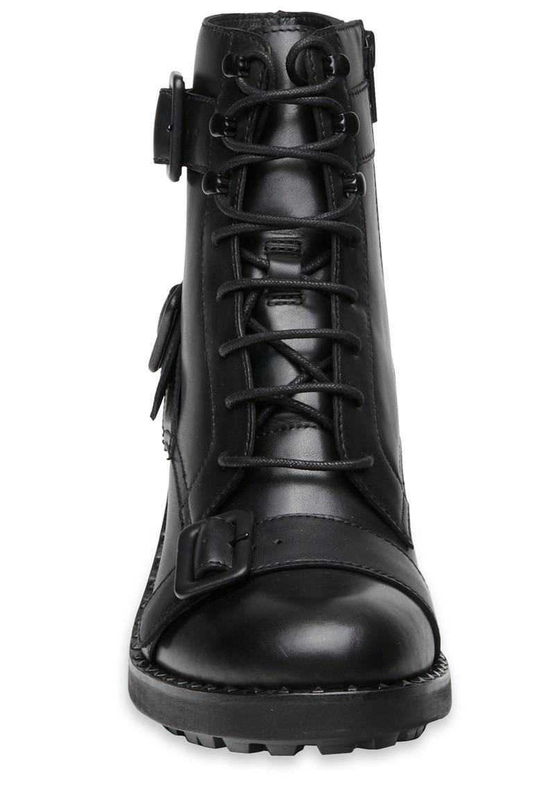 Ash Witch Bis Biker Boots - Black main image