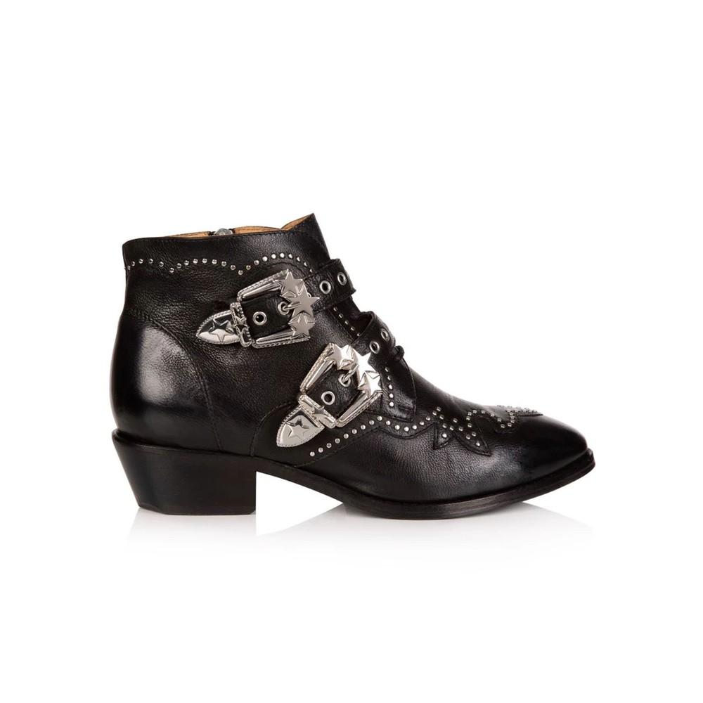 Starlight Ankle Boot - Black