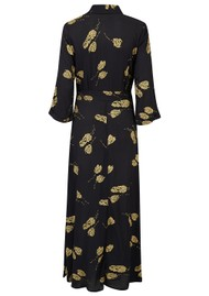 BAILEY & BUETOW Bailey Dress - Black Gold Tulip