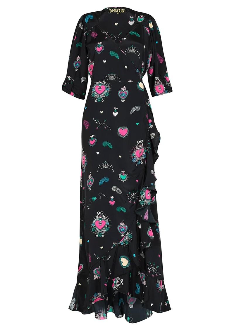 STARDUST Sweetheart Flamenco Dress - Black Multi main image