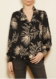 Ba&sh Eda Blouse - Black