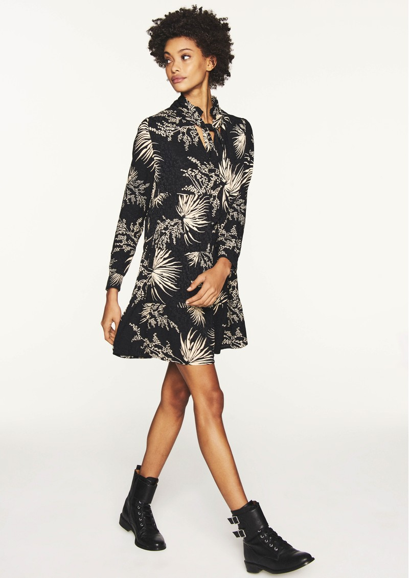 Ba&sh Eugenie Dress - Black main image