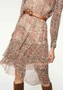 Ba&sh Macha Dress - Poudre