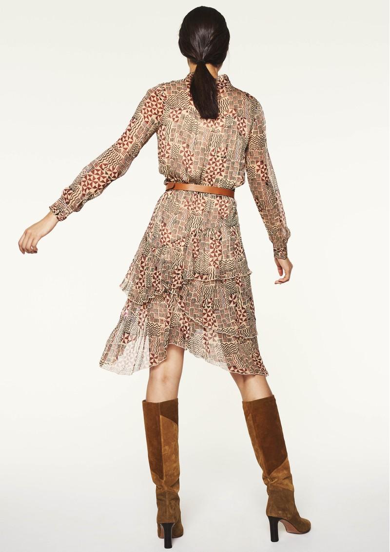 Ba&sh Macha Dress - Poudre main image