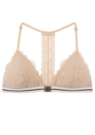 LOVE STORIES June Padded Bralette - Stone