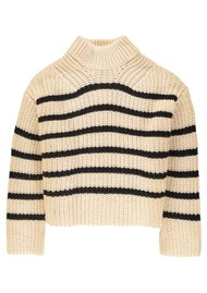 ESSENTIEL ANTWERP Todern Sweater - Off White
