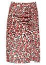 ESSENTIEL ANTWERP Thrasher Silk Printed Skirt - Combo 1 White