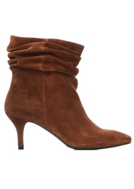 SHOE THE BEAR Agnete Slouchy Boot - Brown