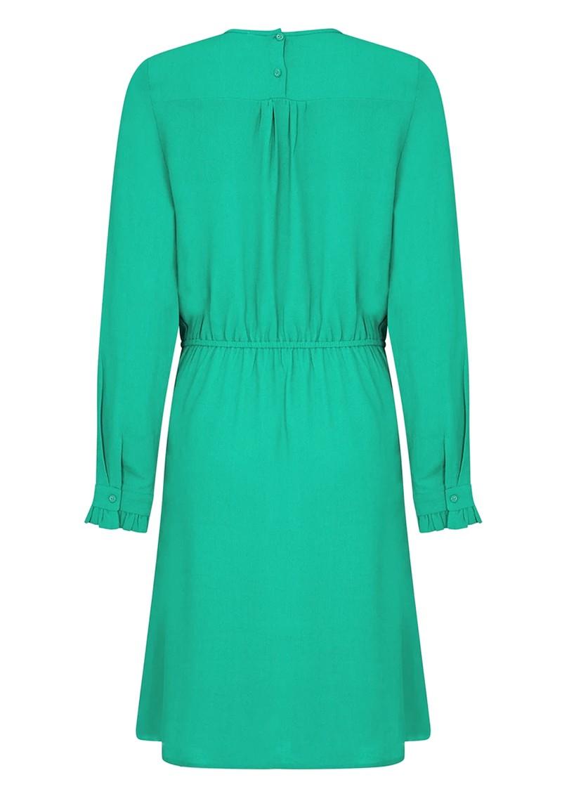NOOKI Elodie Dress - Green main image