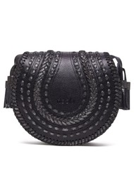 NOOKI D'Souza Satchel Bag - Black
