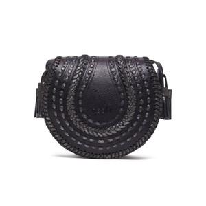 D'Souza Satchel Bag - Black