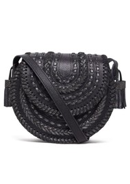 NOOKI D'Souza Satchel Bag - Black