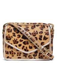 NOOKI Amelia Cross Body Bag - Leopard