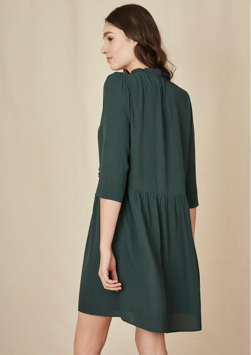 Des Petits Hauts  Emizo Dress - Verveine main image