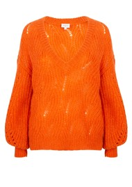 DANTE 6 Eras Cable Sweater- Pumpkin