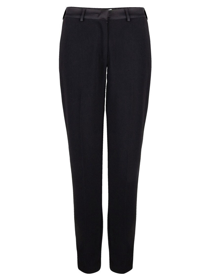 DANTE 6 Sigourney Tapered Trousers - Raven main image