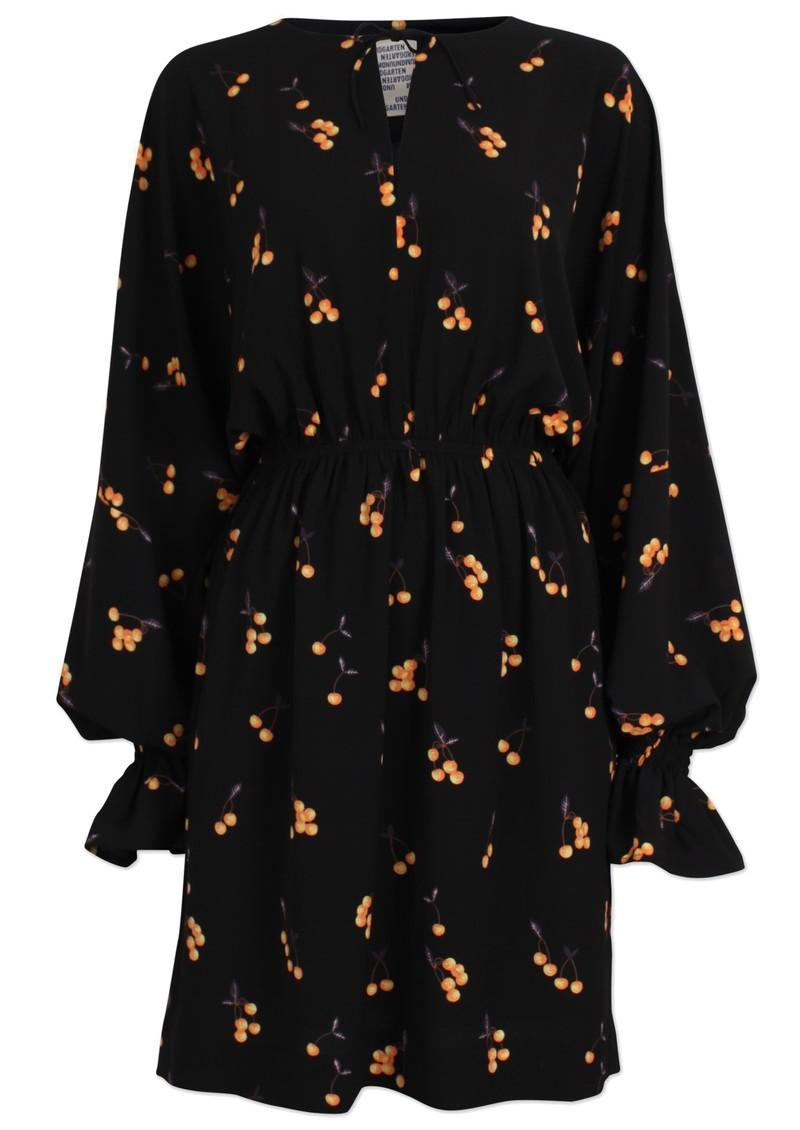 BAUM UND PFERDGARTEN Ariana Dress - Orange Cherry main image