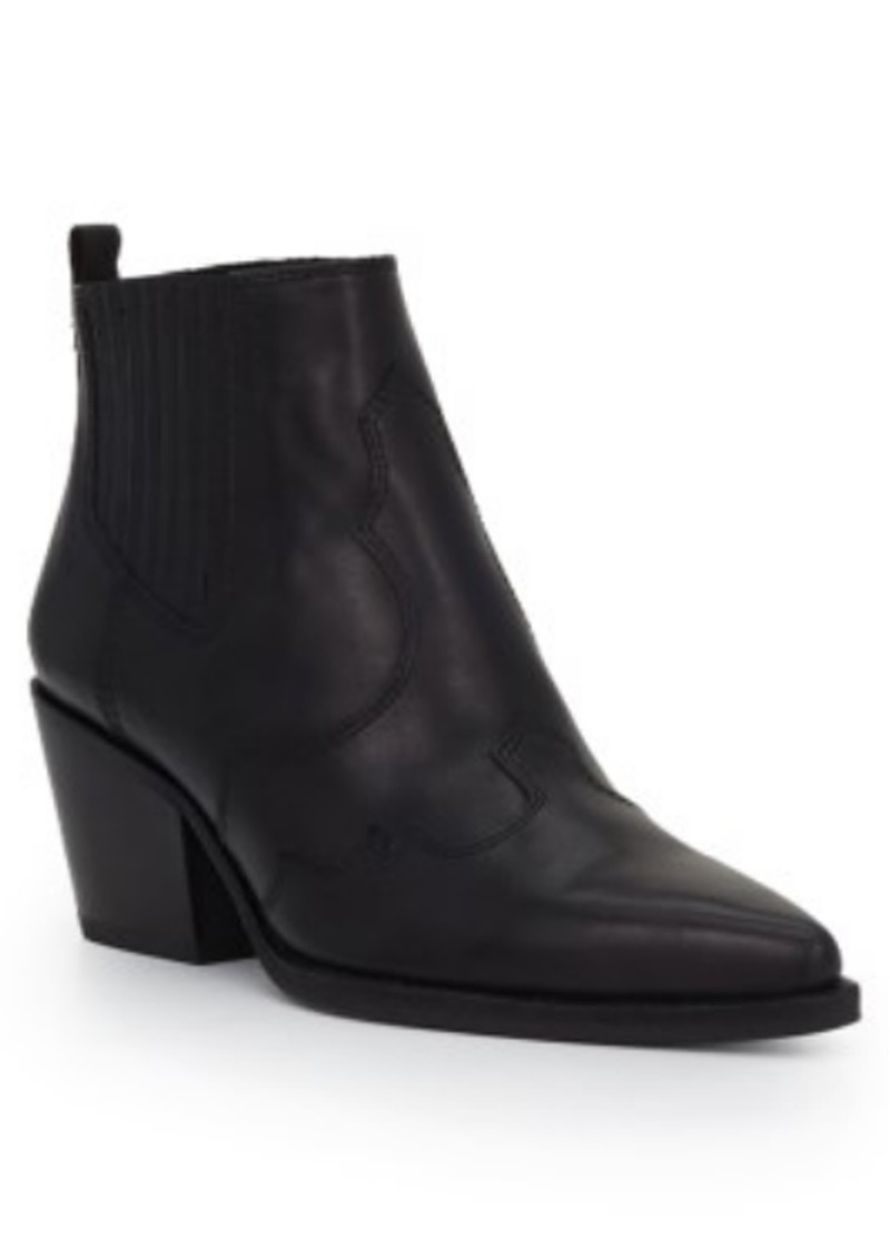 Winona Western Boot - Black main image