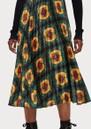 Maison Scotch Printed Midi Skirt - Combo Q