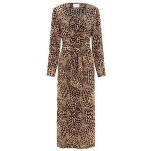 Midi Tunic Dress - Leo Croc