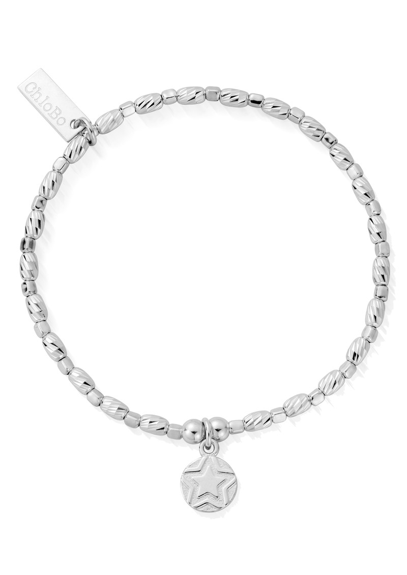 ChloBo Cosmic Connection Soul Glow Bracelet - Silver main image