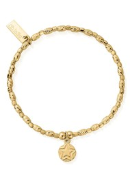 ChloBo Cosmic Connection Soul Glow Bracelet - Gold