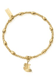 ChloBo Cosmic Connection Blessed Be Bracelet - Gold