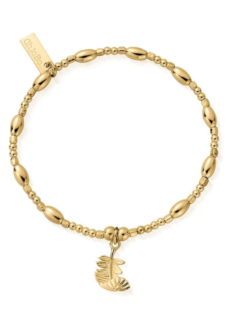 ChloBo Cosmic Connection Blessed Be Bracelet - Gold main image