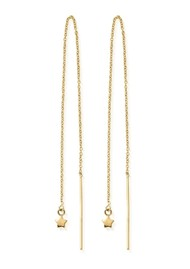 ChloBo Cosmic Connection Dream Achiever Earrings - Gold