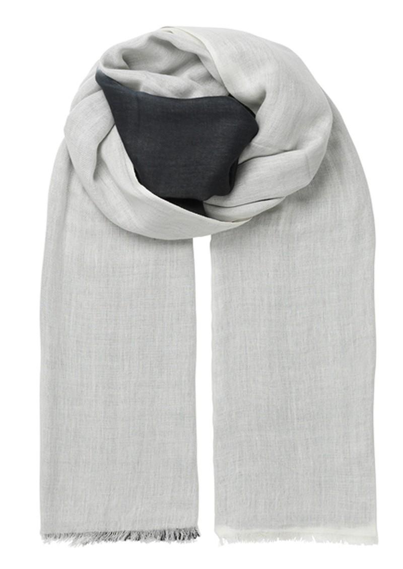 Becksondergaard Christa Cotton Scarf - Black main image