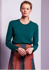FABIENNE CHAPOT Molly Jumper - Real Teal