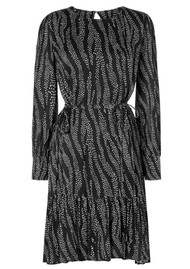 FABIENNE CHAPOT Bonnie Bo Dress - Stardust Zebra Print