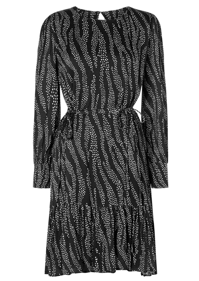 FABIENNE CHAPOT Bonnie Bo Dress - Stardust Zebra Print main image