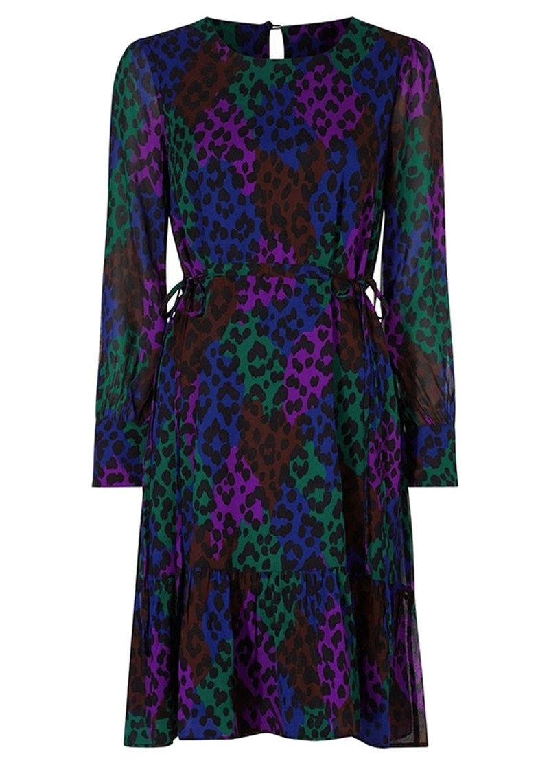 FABIENNE CHAPOT Bonnie Dress - Patchy Leopard main image