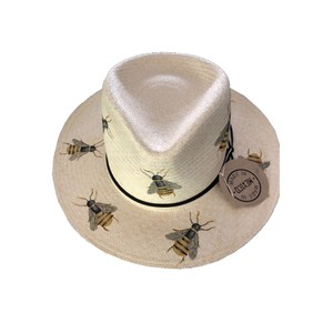 Classic Bee Hat - Natural